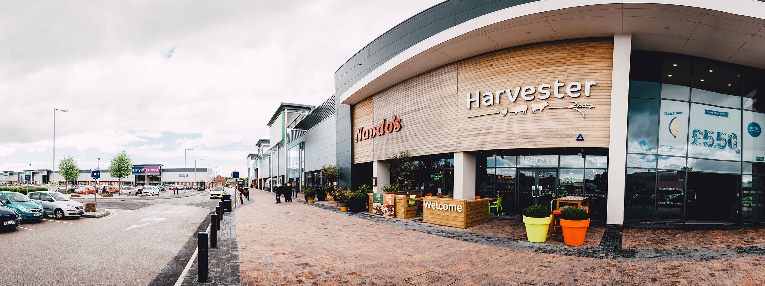 Croft Retail and Leisure Park