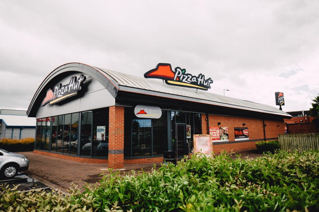 Pizza Hut The Croft
